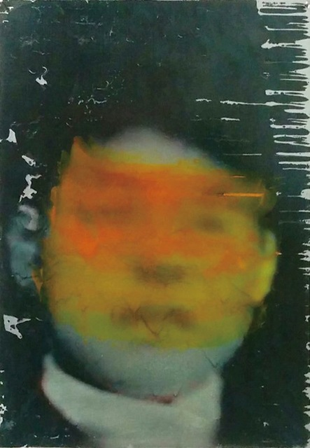 , 'a study of identity,' 2016, KOKI ARTS