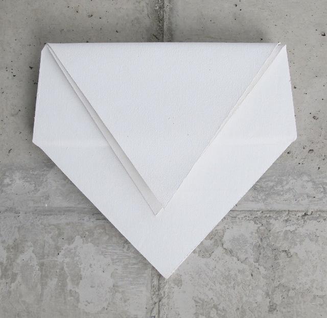 , 'Relevo (branco),' 2014, Galeria Leme