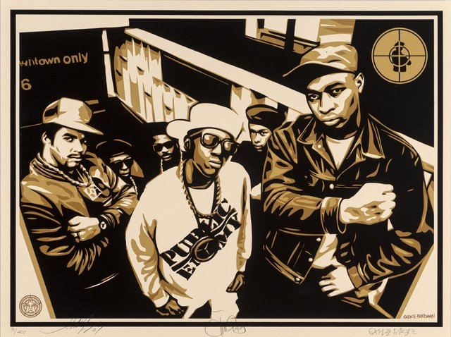 Shepard Fairey, 'Public Enemy', 2007, Heritage Auctions