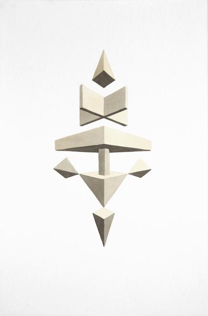 , 'Study 1,' 2014, Nora Fisch
