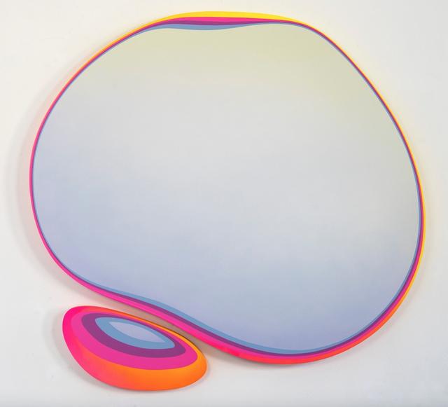 Jan Kaláb, 'Light Violet Ameba', 2019, GR Gallery