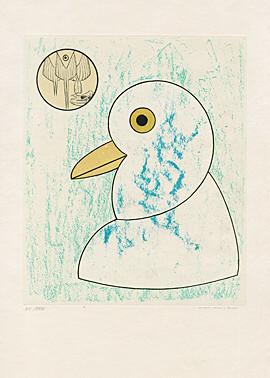 , 'Nous sommes la somme de nos envergures,' 1975, Galerie Boisseree