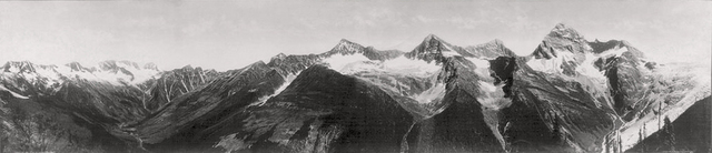 , 'The Heart of the Selkirks, British Columbia,' ca. 1902, Alan Klotz Gallery