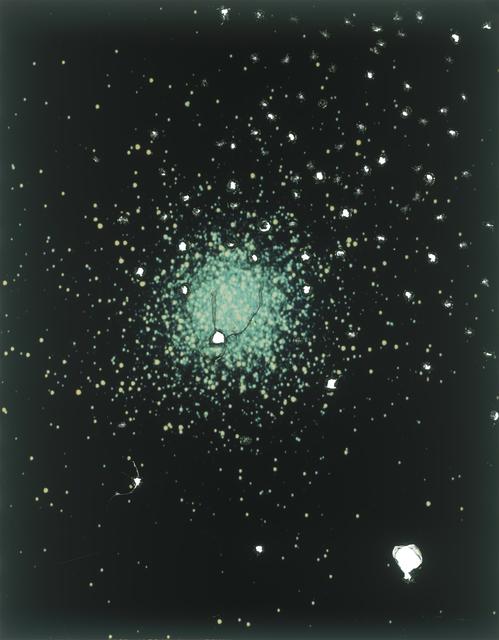 , 'Like stars 2,' 2017, Florentin 45