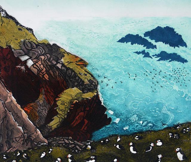 , 'Crab Bay,' , Circle Contemporary