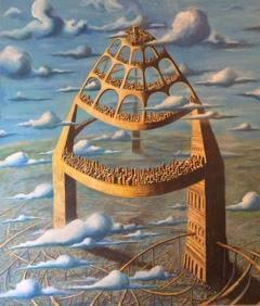 Artem Mirolevich, 'Third Temple', Urbaniza Studio Gallery
