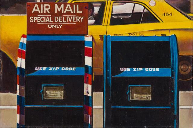 Rudolf Häsler, 'Air Mail', 1980, bromer kunst