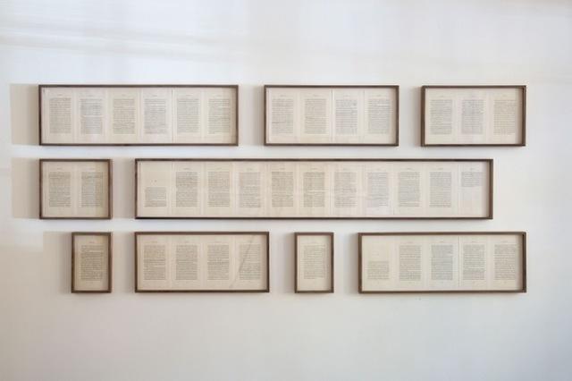 , 'Paisajes literarios (El extranjero, Albert Camus),' 2015, Arredondo \ Arozarena