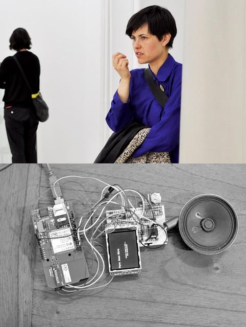 Lúa Coderch, 'Reciprocidad', 2011, Galería Bacelos