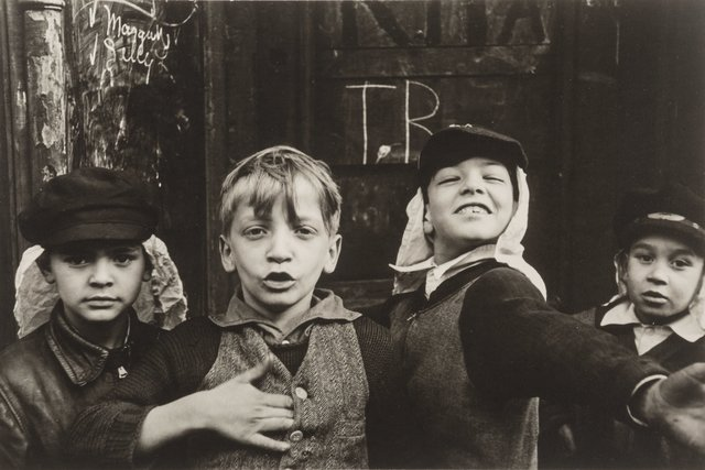 Helen Levitt, 'The Foreign Legion, New York', circa 1942, Heritage Auctions