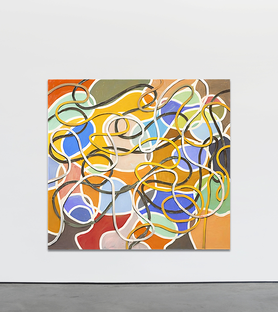 Anton Henning, 'Interieur No. 181', 2003, Painting, Oil on canvas, Gary Tatintsian Gallery