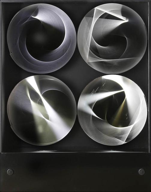 , 'Continuel Lumiere a 4 Miroirs,' , Del Infinito
