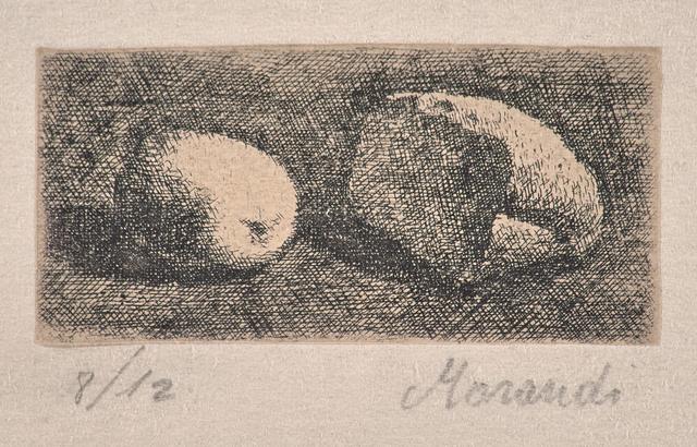 Giorgio Morandi, 'Nature morte con pane e limone (Still Life with Bread and Lemon)', ca. 1921, Rago
