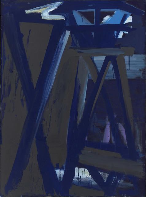 , 'Wachtturm ,' 1985, Galerie Klaus Gerrit Friese