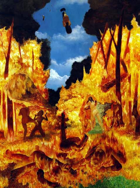 Ryoichi Nakamura, 'Paradox of Evolution', 2008, Japigozzi Collection