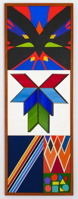 , 'Folk Modern/Talon,' 2013, Fleisher/Ollman