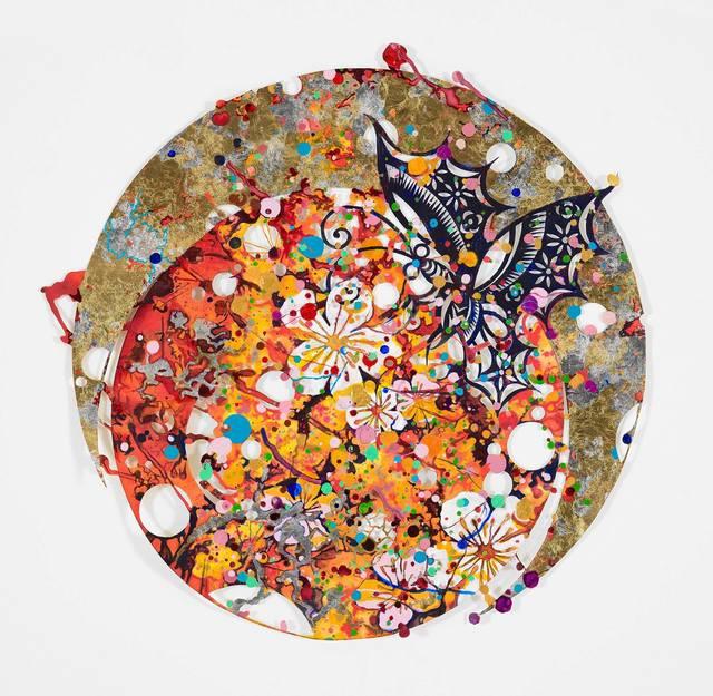 , 'Sun Moon,' 2015, Yuan Ru Gallery