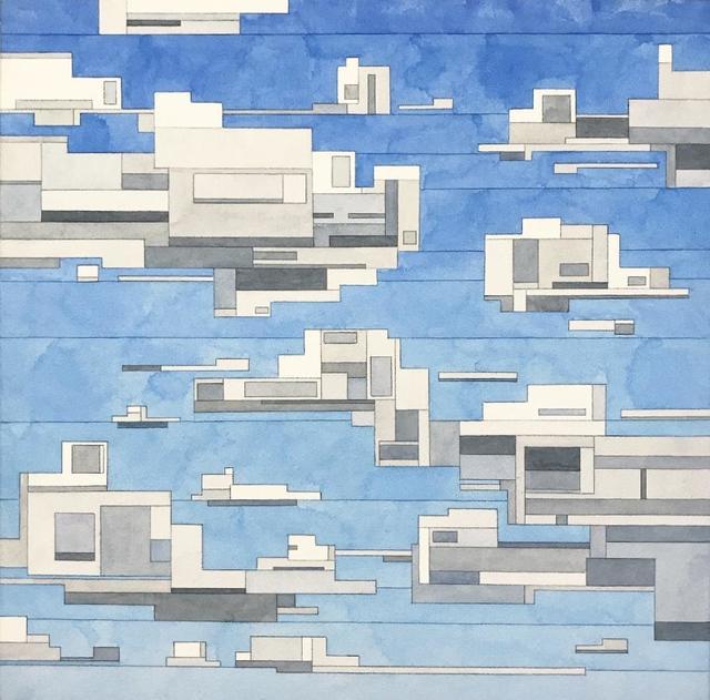, 'The Clouds,' 2018, Spoke Art