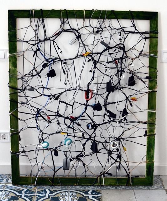 , 'Nokia,' 2017, Contemporary Art Fly