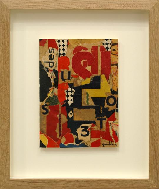 , '3,' 2018, Galerie Art Jingle