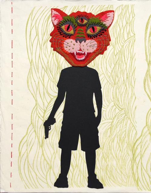 , 'Don't Shoot,' 2017, LeMieux Galleries