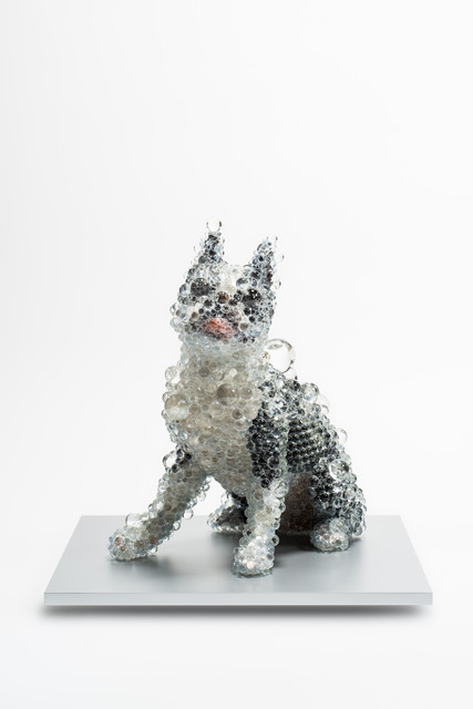 , 'PixCell-Toy-Dog#6,' 2013, SCAI The Bathhouse