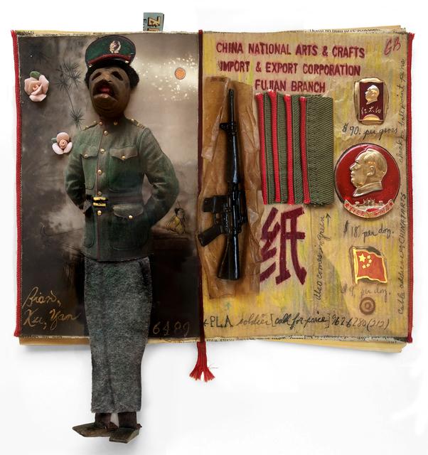 , 'Tianemenelmundo,' 1989, Laurence Miller Gallery