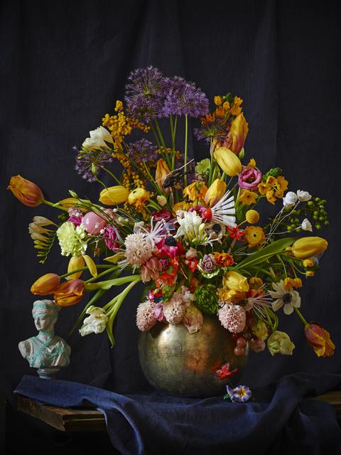 , 'Flowerbomb - Apocalypse ,' 2017, Cadogan Contemporary