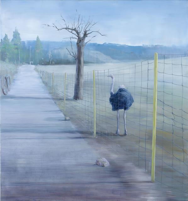Peter Busch, 'Strauß', 2014, Galerie Kleindienst