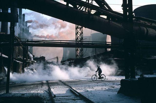 , 'Anshan Steel Mill, Liaoning, China,' 1981, Sundaram Tagore Gallery
