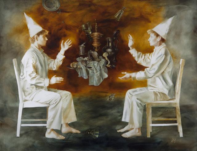 , 'Flying Saucers,' 2015, Zolla/Lieberman Gallery