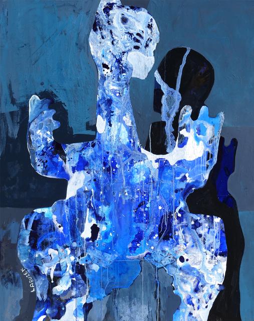 , 'The Blue One,' 2018, Desta Gallery