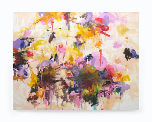, 'Bird's Map,' 2015, Leslie Feely