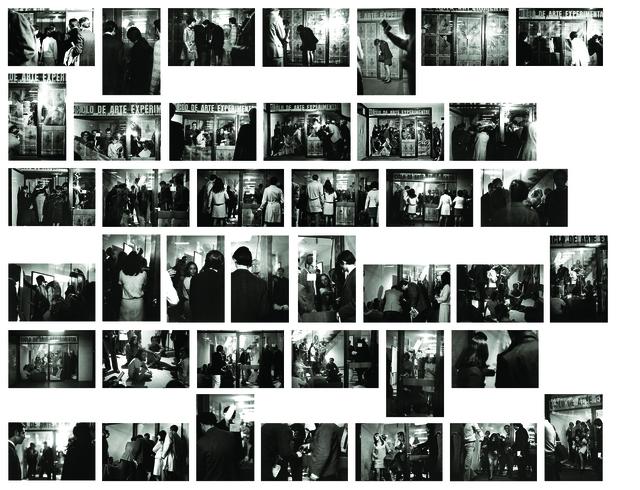 , 'Confinement,' 1968, espaivisor - Galería Visor