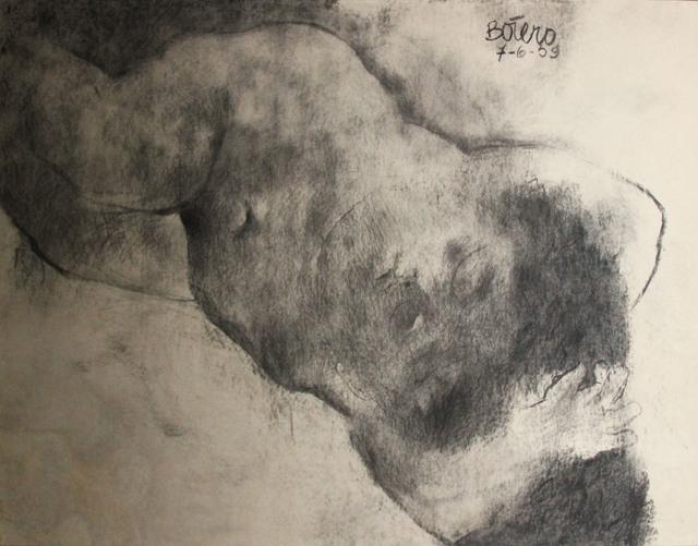 , 'Desnudo Femenino,' 1959, Galería La Cometa