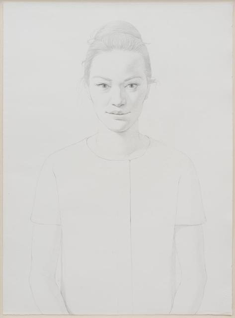 , 'Portrait of Mie, (After Harper's Bazaar, July 1958),' 2012, Booth Gallery