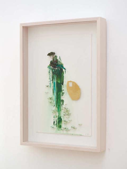 , 'Scrape 7,' 2018, Hashimoto Contemporary