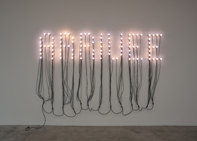 , 'Départ - Arrivée (Departure - Arrival),' 2015, Marian Goodman Gallery