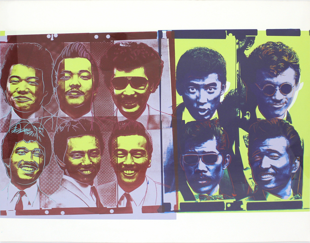 Andy Warhol, 'Rats and Star (FS 11B.21)', 1983, Revolver Gallery