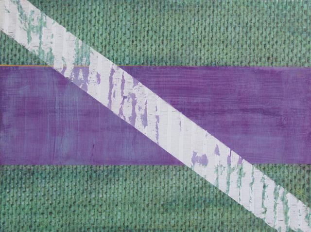 , 'Trama quinze,' 2014, Galeria Leme