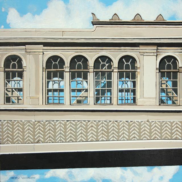 Andrew Eric Woodward, 'Chelsea Bridge', 21st Century, George Billis Gallery