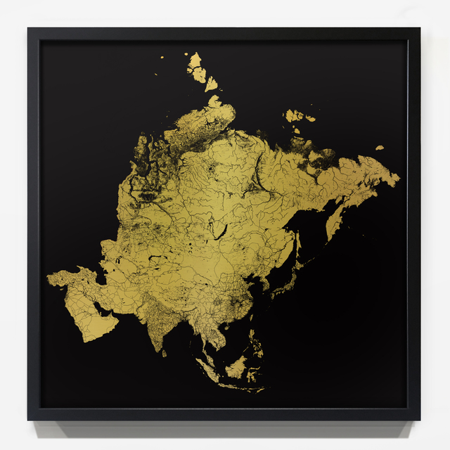 , 'Sacred Continent Asia,' 2017, London Contemporary Art / Store Street Gallery