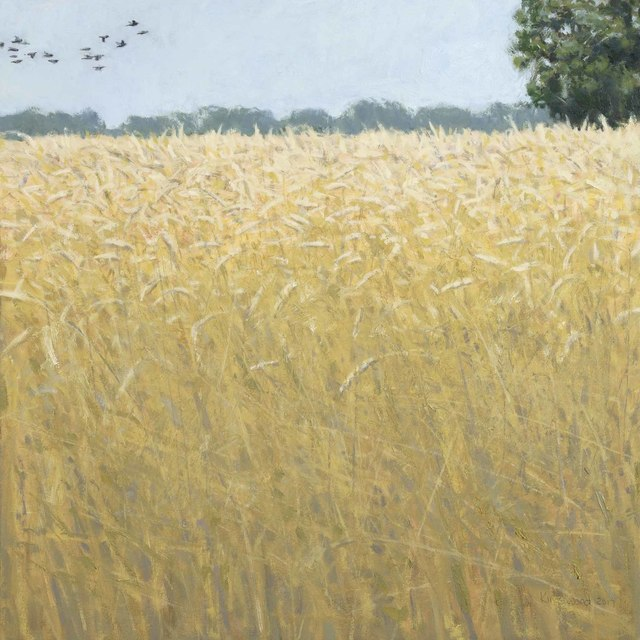 , 'Wheat Field,' , Jonathan Cooper