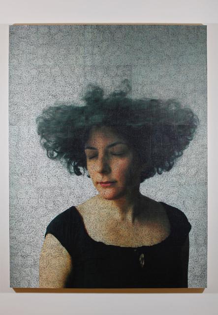, 'Dreamer (Mohr Portrait 5),' 2017, Advocartsy