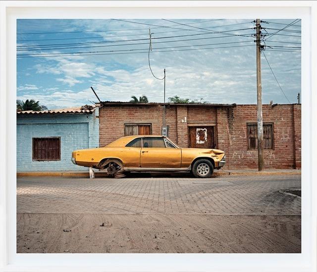 , 'Colectivo 13 (La gata),' 2012/2014, Corkin Gallery
