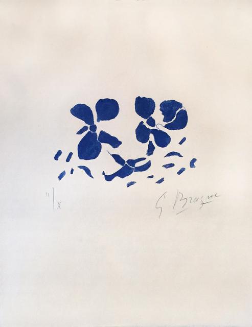 , 'Fleurs Bleues (Ed. 2 of 10),' 1962, Han Art