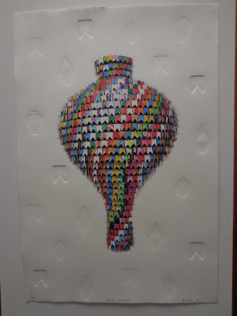 , 'Balão Obliquo,' 2014, Sergio Gonçalves Galeria