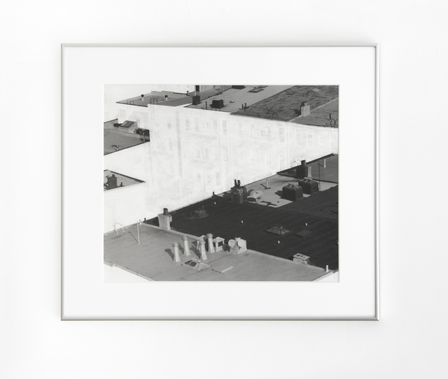 , 'Rooftop #26,' 2013, Muriel Guépin Gallery