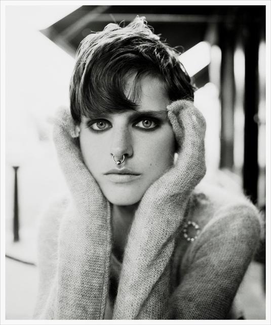 Steven Meisel, 'Stella Tennant, Britisch Vogue, December', 1993, Photography, Archival coated pigment print, Ira Stehmann Fine Art Photography