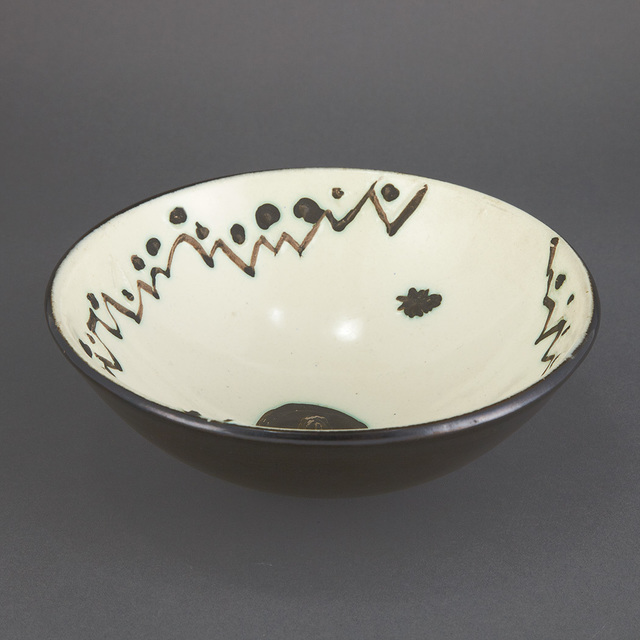 Pablo Picasso, 'La Sein (A.R. 271)', 1955, Other, Painted and partially glazed white ceramic bowl, Doyle